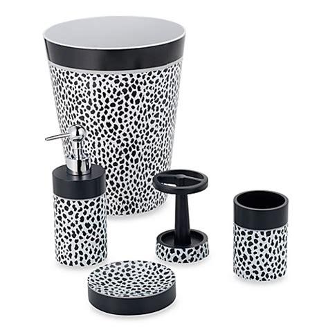 Dkny Bathroom Accessories Dkny Cheetah Bath Accessories Bed Bath Beyond
