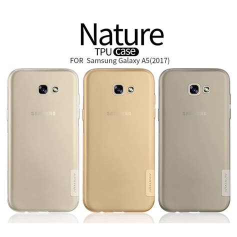 Oneplusx Nilkin Nature Tpu Original 100 nillkin nature tpu for samsung galaxy a5 2017 transparent jakartanotebook