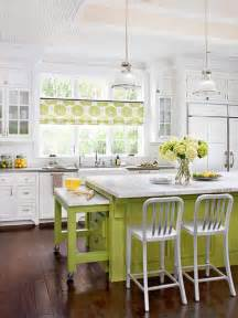 kitchen decorating ideas with accents modern furniture 2013 white kitchen decorating ideas from bhg