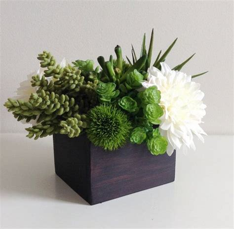 the 25 best artificial succulents ideas on pinterest