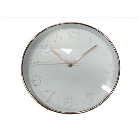 designer clock designer copper metal wall clock plumindustries