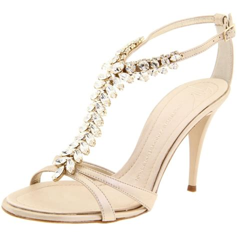 Strappy Bridal Shoes by Strappy Pink Bridal Heels By Kate Spade Onewed