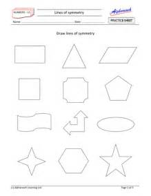 lines of symmetry by areach teaching resources tes