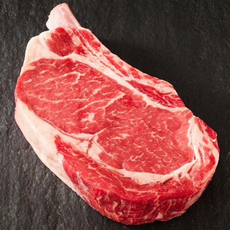 Produk Nature Stek beef bone in ribeye allen brothers