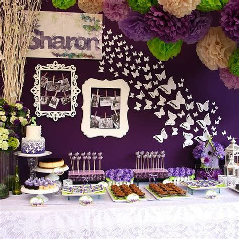 butterfly themed party   Themed parties, Butterfly and