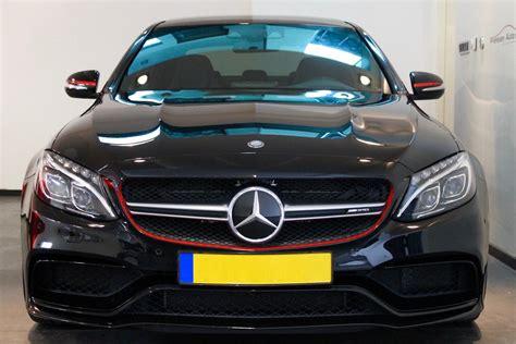 Auto Bild Sportscars Mercedes Amg by Mercedes C63s Amg Edition 1 Ex Verstappen Franssen