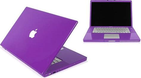 Laptop Apple Purple purple apple computer the color purple computers apples and apple computers