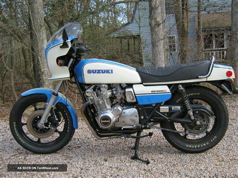 1979 Suzuki Gs1000 1979 Suzuki Gs1000s