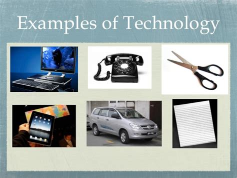 about technology