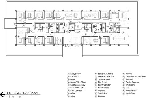 chesapeake floor plan chesapeake building one elliott associates architects