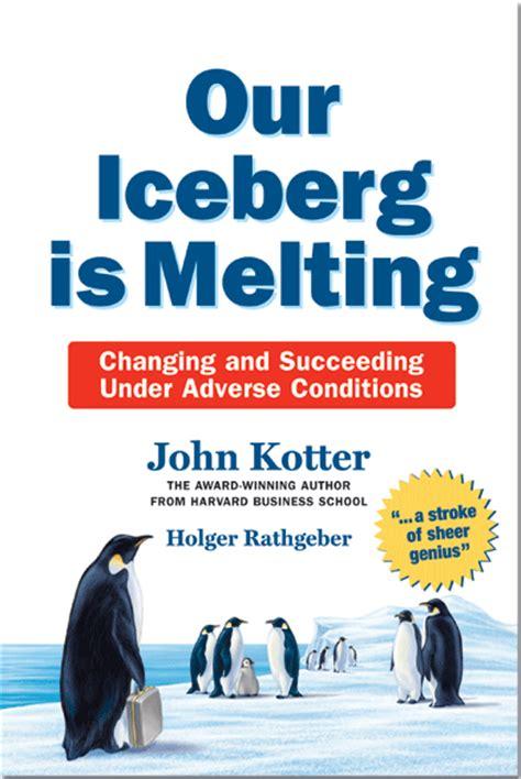 iceberg  melting book review craig  owens