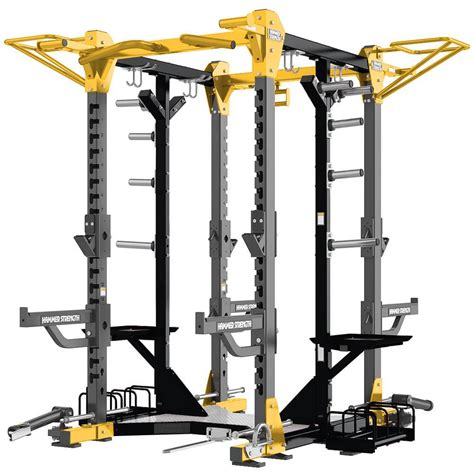 Hammer Strength Combo Rack hammer strength hd elite combo rack fitness