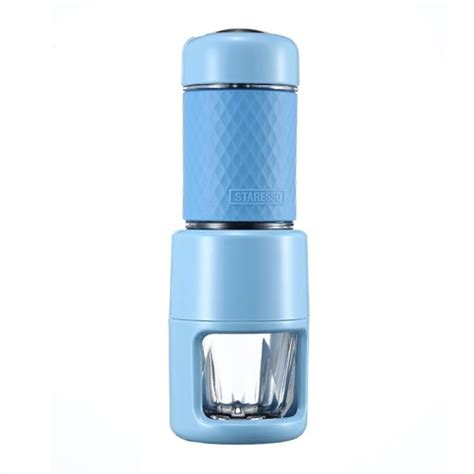 Staresso Sp 200 Black staresso portable espresso coffee maker sp 200 blue