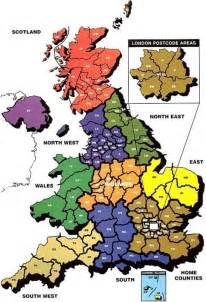 map of post hfdata ltd