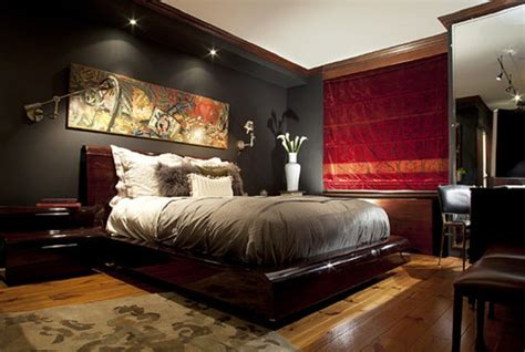 mens bedroom decor beautiful black bedroom ideas for men with mens bedroom