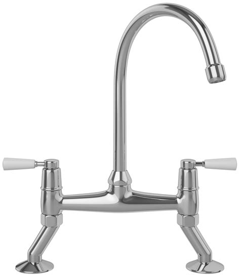 bridge taps kitchen sinks franke bridge lever kitchen sink mixer tap chrome more