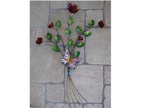 mazzi di fiori con girasoli mazzo di fiori in ferro con girasoli oggettistica