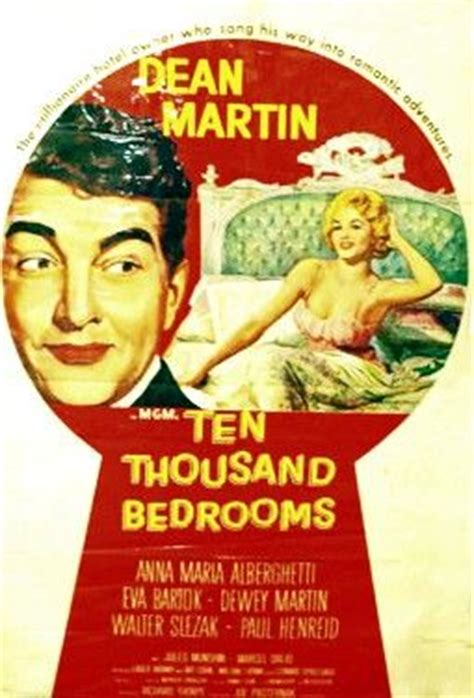 ten thousand bedrooms movie ten thousand bedrooms 1957 on collectorz com core movies