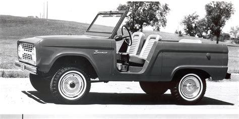 convertible ford bronco    ford cars
