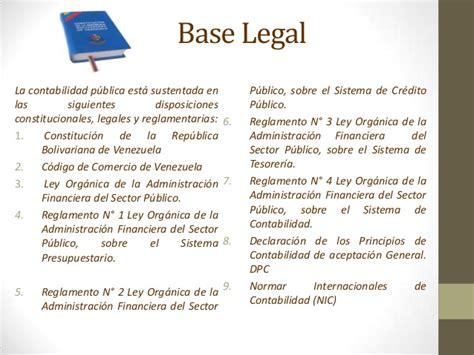 bases legales y de organizaci n estructural de la la contabilidad conceptos b 225 sicos