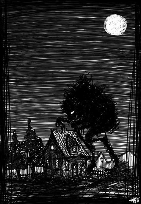 Dark Drawings on Behance