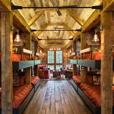 pin by sherry lotze on cabins pinterest log cabin bunkroom lodges and cabins extreme pinterest