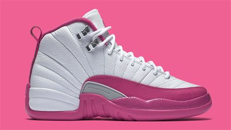 s day releases 2016 air 12 gs valentine s day white pink metallic