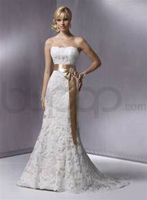 lace wedding dress a line lace wedding gowns for classical bridal look
