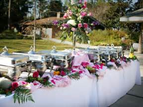 What Is A Buffet Table 25 Best Ideas About Buffet Table Settings On