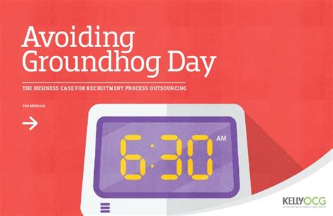 groundhog day is an event not a business strategy use the s p r i n g formula to unearth the opportunities burrowed within your business books avoiding groundhog day