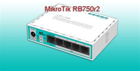 Router Termahal mari kita coba mengenal mikrotik rb750r2 wireless mode