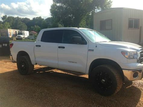 buy used 2012 toyota tundra truck crew max cab 6 speed automatic electronic w overdrive in buy used 2012 toyota tundra crewmax pickup 4 door 5 7l 4x4 36k miles 20 quot xd wheels in sardis