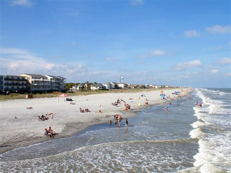 friendly beaches in sc best beaches in south carolina travel channel