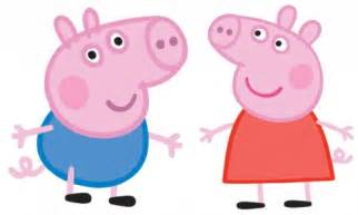 peppa and george 500x300 party pieces blog amp inspiration