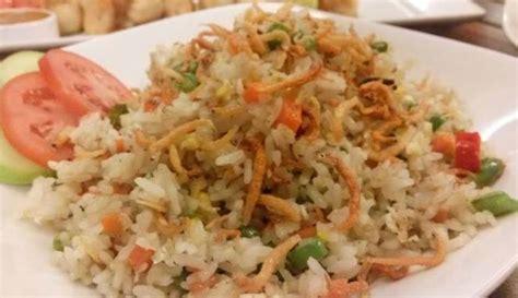 membuat nasi goreng teri medan resep spesial akhir pekan nasi goreng teri medan 2018