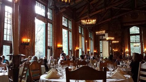 Ahwahnee Hotel Dining Room Dinning Room Itself Was The Best Part Picture Of The