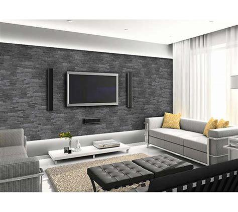 wohnzimmergestaltung wand naturstein steinmodell galerie1 jpg 600 215 534 pixels for