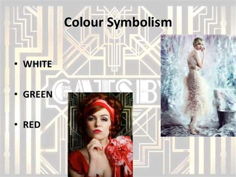symbolism in the great gatsby movie the great gatsby