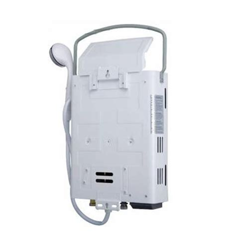 Eccotemp L5 Portable Tankless Water Heater And Outdoor Shower by Eccotemp L5 Portable Tankless Water Heater And Outdoor Shower