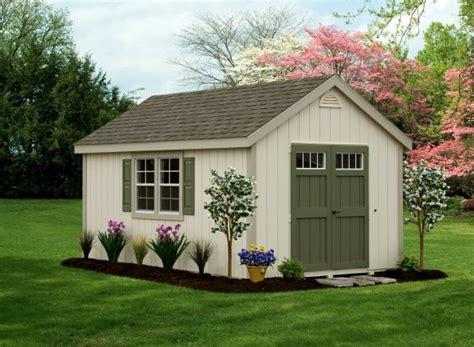 amish built storage sheds  sale  binghamton ny