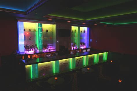 Led Lights For Bars And Clubs Top 5 Led Lighting Ideas For Nightclub And Bar Design Design Buzz