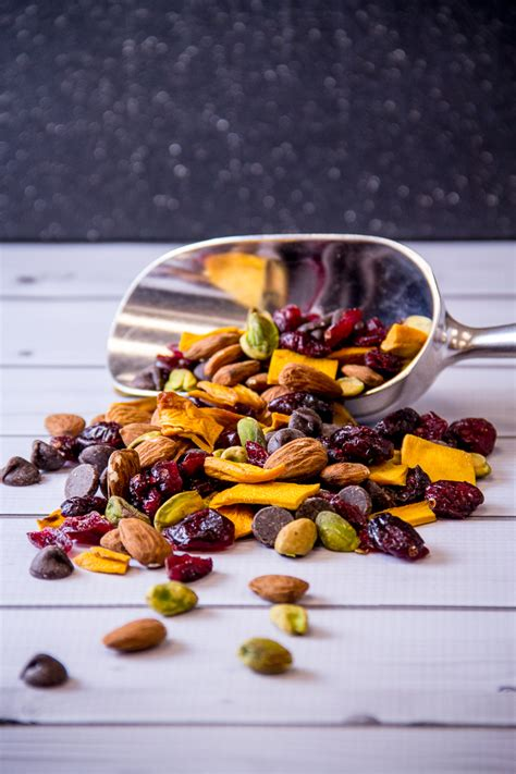 top 3 trail mix snack ideas
