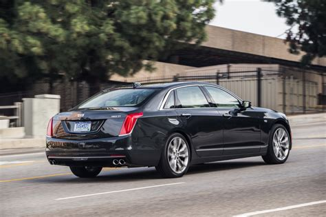 American Chevrolet Cadillac by 2016 Cadillac Ct6 3 0tt Platinum Review Gm Authority