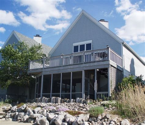 lake erie house rental beautiful lake erie beachfront home homeaway ohio