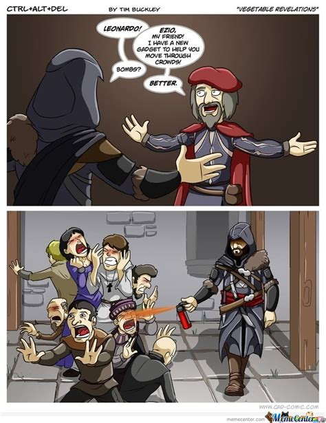 Funny Assassins Creed Memes - funny assassins creed memes 28 images no duh no duh