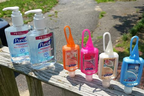 practicing good hand hygiene  school   purell hand sanitizer bb product reviews