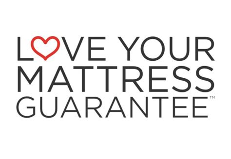 mattress comfort guarantee love your mattress guarantee refund policy