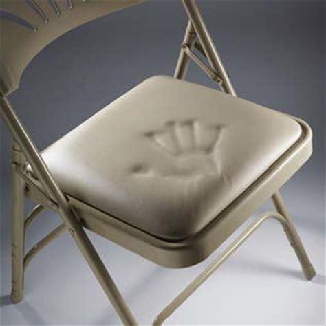 samsonite comfort series steel folding chair w memory