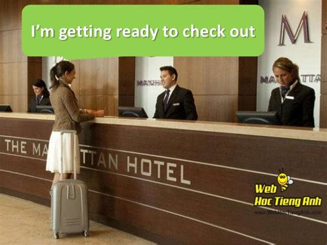 4 New To Check Out by Hotel Check Out Basic For Communication