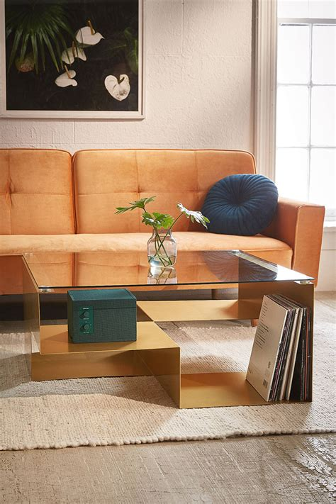 outfitters coffee table my search for a stylish coffee table with storage jojotastic